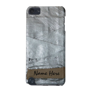 Funny Redneck Duct Taped Case with YOUR Name iPod Touch 5G Cases