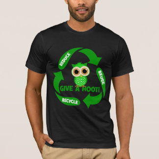 funny reduce reuse recycle T-Shirt