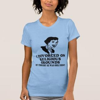 Funny religious divorce T-Shirt