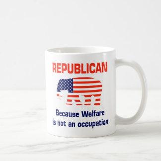 Funny Republican - Welfare Coffee Mug