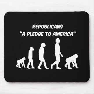 Funny Republicans Mouse Pad