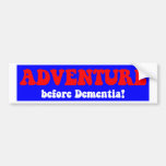 Funny retirement bumper stickers