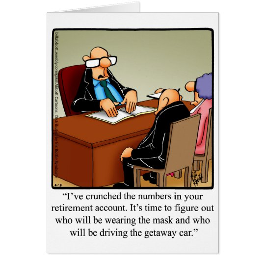 Funny Retirement Congarulations Greeting Card | Zazzle