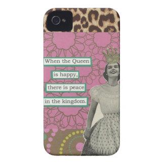 Funny Retro iPhone 4 Case-Mate Cases