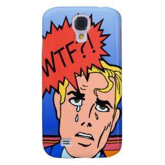 Funny Retro iPhone Case Galaxy S4 Covers