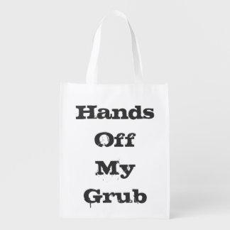 Funny Reusable Grocery Shopping Bag