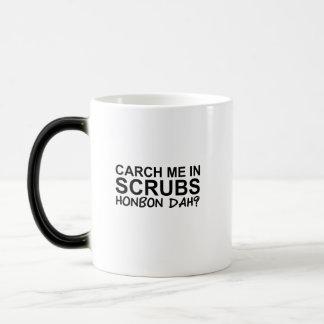 Funny RN Nursing Nurses Gifts or Doctor Gift Magic Mug