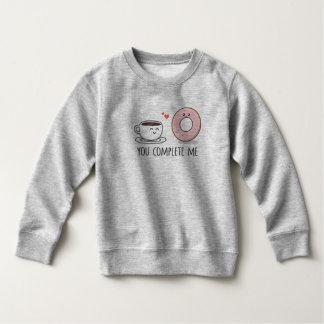 Funny Romantic You Complete Me | Sweatshirt