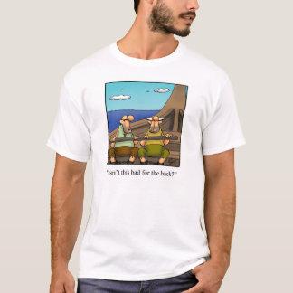 Funny Rowing Humor Tee Shirt