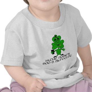 Funny rude Irish name T Shirt
