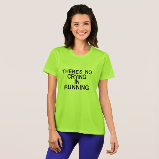 Funny Running Quote T-shirt by Mini Brothers
