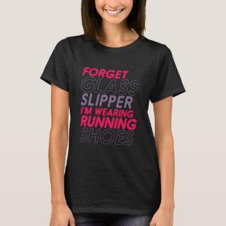 Funny Running T-shirt Marathon Runner