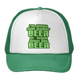 Funny Saint Patrick's Day Mesh Hats