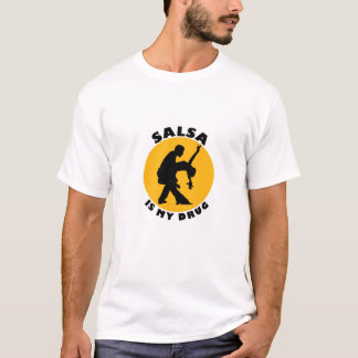 Funny Salsa Dance T-shirt, Salsa Dancer Gifts Idea T-Shirt
