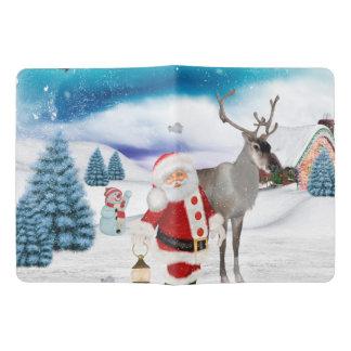 Funny Santa Claus Extra Large Moleskine Notebook