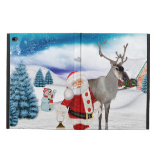 Funny Santa Claus Powis iPad Air 2 Case