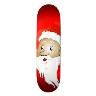 Funny Santa claus Skate Deck