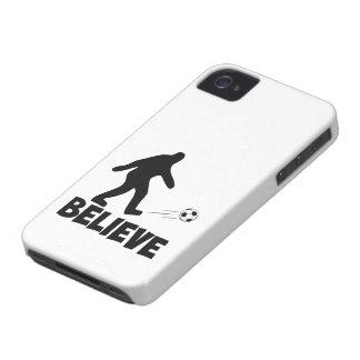 Funny Sasquatch Case-Mate iPhone 4 Case