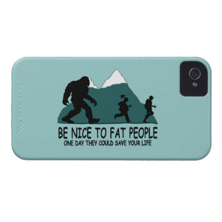 Funny Sasquatch Case-Mate iPhone 4 Cases