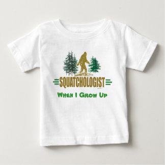 Funny Sasquatch Hunter Baby T-Shirt