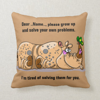 Cute Pillows With Sayings : Cute Sayings Cushions, Cute Sayings Throw Cushions