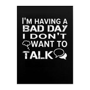 Imágenes De Having A Bad Day Quotes Funny