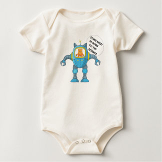 Funny Science And Engineering Feline Kitten Baby Bodysuit