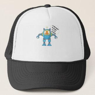 Funny Science And Engineering Feline Kitten Trucker Hat