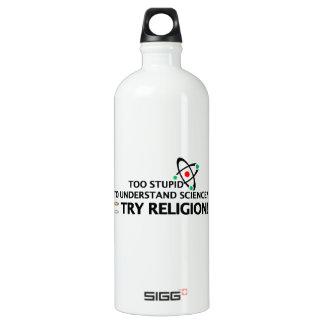 Funny Science VS Religion SIGG Traveller 1.0L Water Bottle