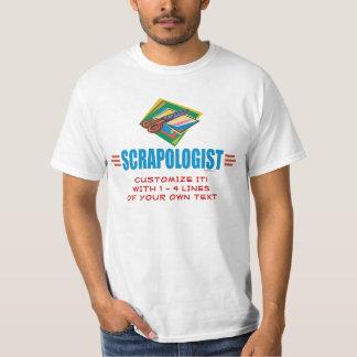 Funny Scrapbooking T-Shirt