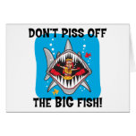 Funny SCUBA Diving Greeting Card