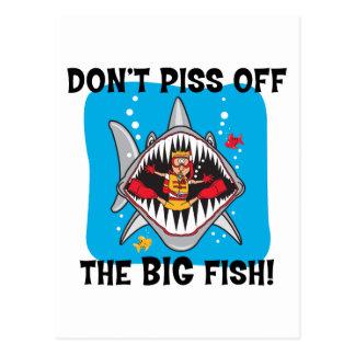 Funny SCUBA Diving Postcards