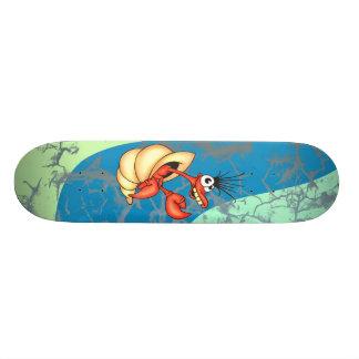 Funny Sea Creature 21.3 Cm Mini Skateboard Deck