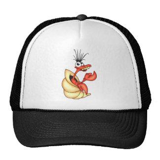 Funny Sea Creature Cap