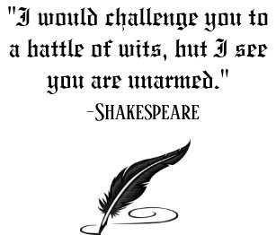 Shakespeare Quotes Gifts On Zazzle Au