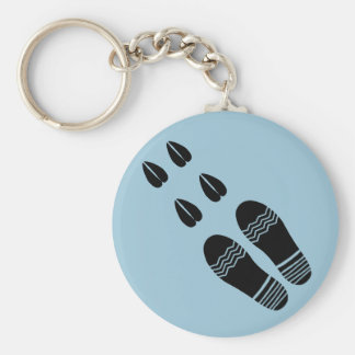 funny Sheep Shagger Key Ring