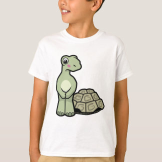 Funny Shell-less Tortoise Kids T-Shirt