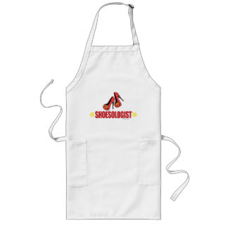 Funny Shoes Apron