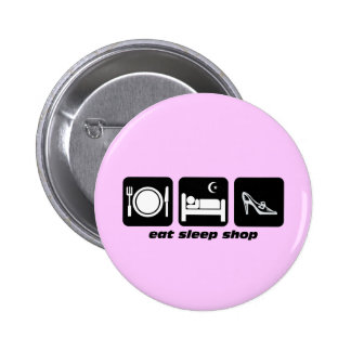 funny shopping buttons