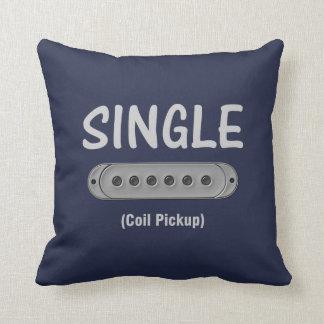 Funny Single Coil Pickup Guitar Cushion