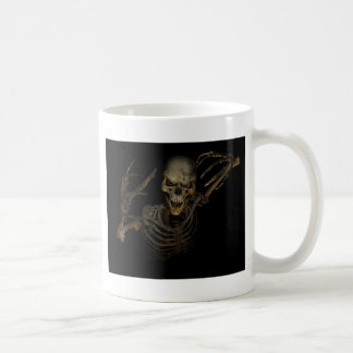 Funny Skeleton Mug