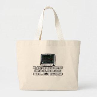 Funny slogan bags