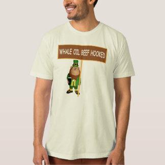 Funny slogan Irish leprechaun T Shirt