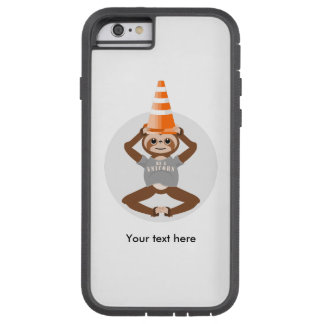 Funny Sloth Be A Unicorn Tough Xtreme iPhone 6 Case