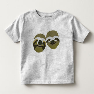 Funny sloth toddler T-Shirt