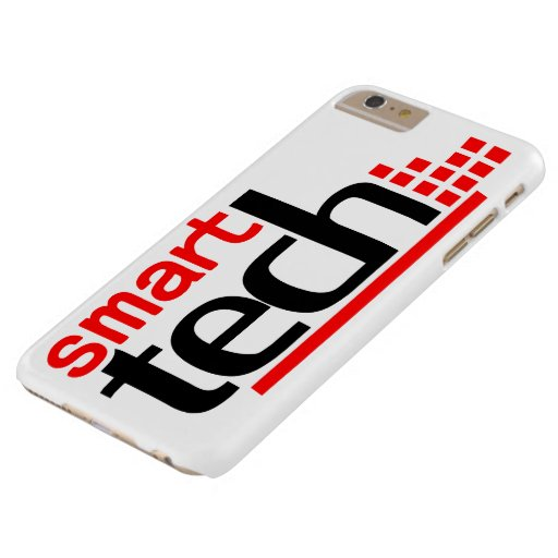 Funny Smart Tech Logo Barely There iPhone 6 Plus Case
