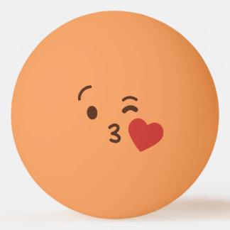 Funny Smiley Face. Emoji. Emoticon. Love You!