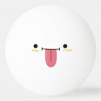 Funny Smiley Face. Emoji Emoticon. Playful Smiley.