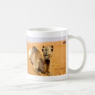Funny Smiling Camel Coffee Mug