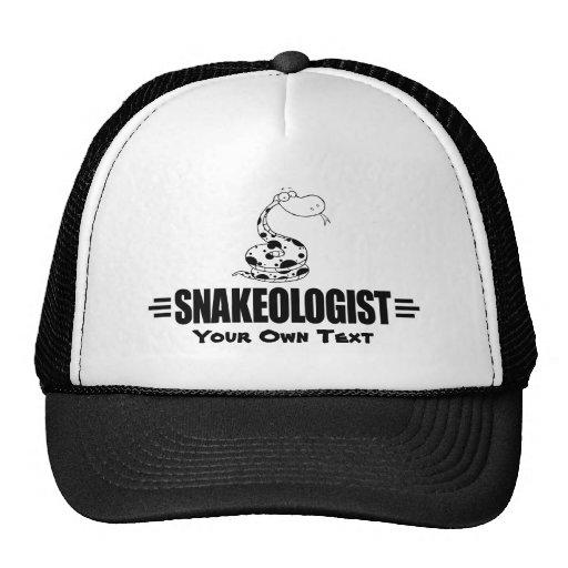 Funny Snake Trucker Hat